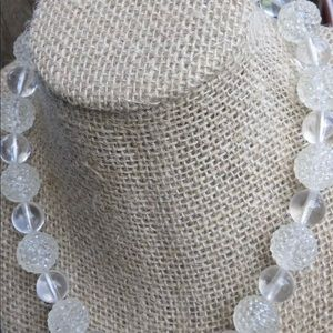 Jewelry - Vintage Set Celluloid Fluted Bead Necklaces